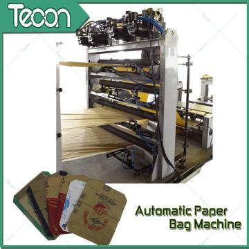 Automatische Kraftpapierbeutel Verpackungsmaschine für die Herstellung von Papiertüten