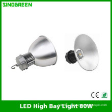 Горячие продажи Ce RoHS COB светодиодные высокие Bay Light 80W