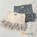 Culottes Pleats Pants Dress For Baby Girls