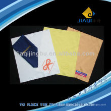 optical cleaning cloth with customer printing