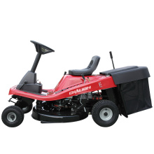 Electric Start Riding Lawn Mower Machine