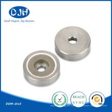 Permanenter Neodym-Topf-Magnet für den Anlagenbau
