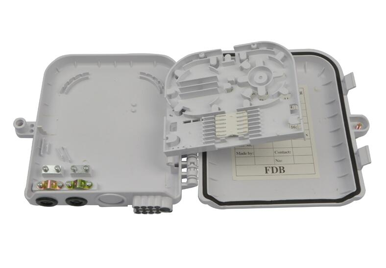 Ftth Outdoor Fiber Termination Box
