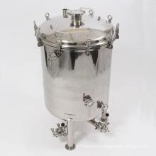40-литровый пивной бак Gallon Brite с клапанами-бабочками