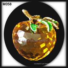 presentes de cristal novo cristal apple