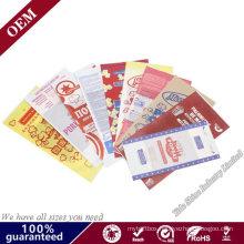 Packaging Clear Custom Logo Wholesale Best Selling Snack Packaging Microwave Popcorn Paper Bags