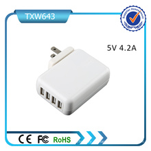 Productos calientes Wall USB Charger Micro USB cargador de pared 5V Micro USB Wall cargador para teléfono móvil
