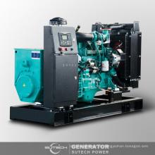 Preis von 80kva Dieselaggregat angetrieben durch CUMMINS Motor 4BTA3.9-G11