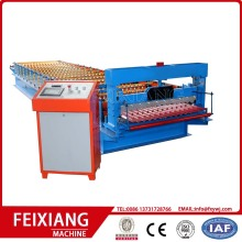 Aluminum Corrugated Roof Panel Roll Forming Machine