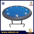 Table de poker ronde avec pied de fer (SY-T01)