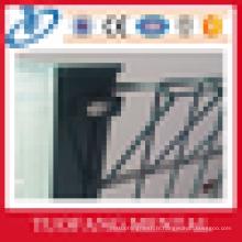 Clôture en treillis, clôture en treillis métallique pour voûte, clôture en treillis en pvc