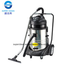 Light Clean 60L Wet and Dry Vacuum Cleaner with Deluxe Base