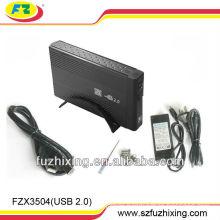 USB2.0 to 3.5 SATA IDE Combo HDD Enclosure Box Case Caddy