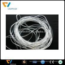 encanamento reflexivo do PVC plástico alto da freqüência clara com corda reflexiva
