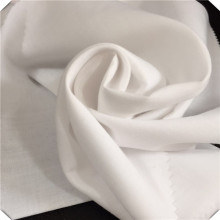 90% Polyester 10% Cotton White Fabric For Sale By The Yard