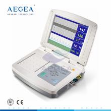 AG-BZ012 CE Portable ISO Portable 10.4 pouces LED rotation écran série moniteur fœtal