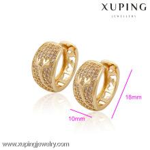 (29949) Xuping Fine Jewelry Hot vente boucles d'oreilles avec une bonne qualité