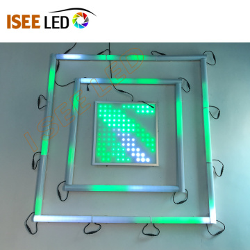 Tube LED multicolore 8 bits programmable