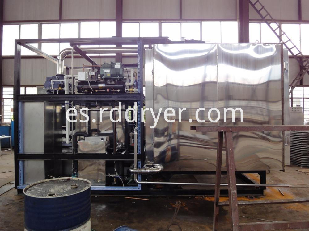 low temperature drying Copra equipment