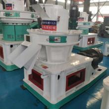Pelotilla de cáscara de arroz 0.7-1t / h que hace máquina biomasa