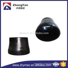 réducteur de tuyau en acier au carbone concentrique de matériaux de construction
