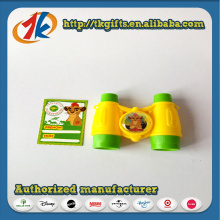 2017 Hot Sale Plastic Telescope Binoculars Toy With High Quality