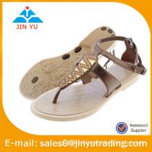 latest comfortable sex pcu slipper sandal