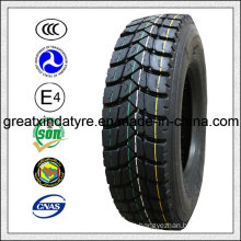 Hot Sale Pattern 10.00r20 Truck Tyres Used for Indian Market
