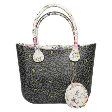 Designer Beach Handbag Essentials samlingar dragkedja drar