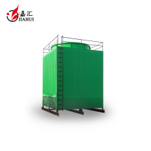 FRP water cooling system cooling tower