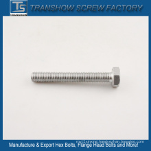 Stainless Steel DIN933 Hexagon Bolts