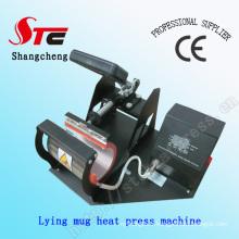 Tasse couchée Machine de transfert de chaleur Tasse de café Machine d'impression Tasse Machine de transfert de presse de chaleur Stc-Kb04