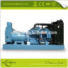 650Kva ~ 3000Kva MTU-Dieselgenerator, offen / leise / Containerized