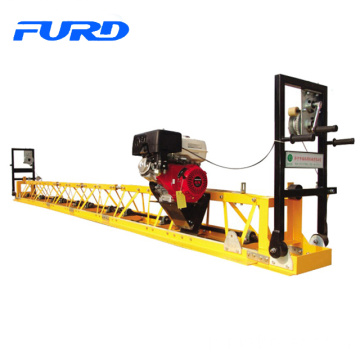5.5HP Gasoline engine vibratory concrete truss screed