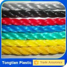 Cordes colorées imperméables de nylon à vendre