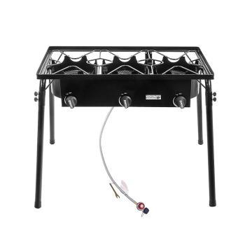 195000BTU/H High Pressure Cast Iron Propane Burner