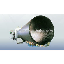 HDPE Large-diameter Hollow-wall Wound Pipe manufacture Production Line50