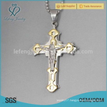 Hot sale vintage stainless steel gold pendants online
