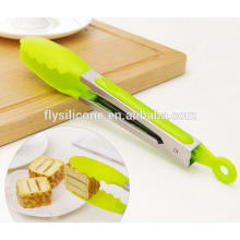 Hot Sell Cooking Tongs Stainless Steel Handle Silicone Shenzhen Tong