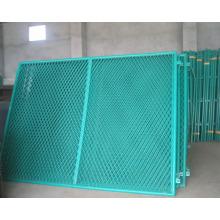 Сверхмощная развернутая сетка PVC покрынная / гальванизированная (XY-10S)