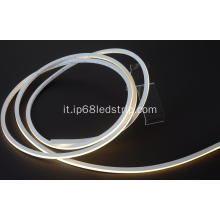 Evenstrip IP68 Dotless 0709 2700K Luce di striscia superiore piegata