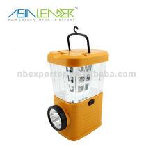 25 LED linterna de camping eléctrico