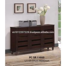 Mobiliario de madera aglomerado - Zapatero 2