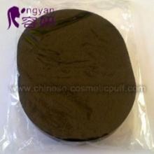 Black Oval PVA Sponge