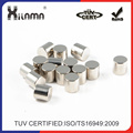 Customized Size N52 Strong Cylinder Permanent Neodimium Industrial Magnet