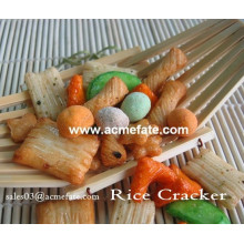 Chinese flavored rice crackers