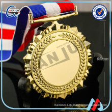 3d benutzerdefinierte Sport leere Medaille (HP-10)