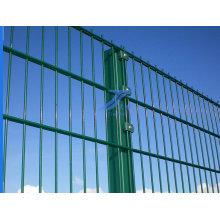Doppelter Draht-Sicherheits-Maschendraht-Zaun hergestellt durch Fabrik