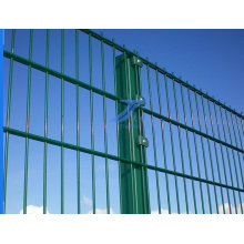Double Wire Security Wire Mesh Fence Made by Factory