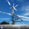 Turbina Eólica de Energia Cinética do Vento Sunning